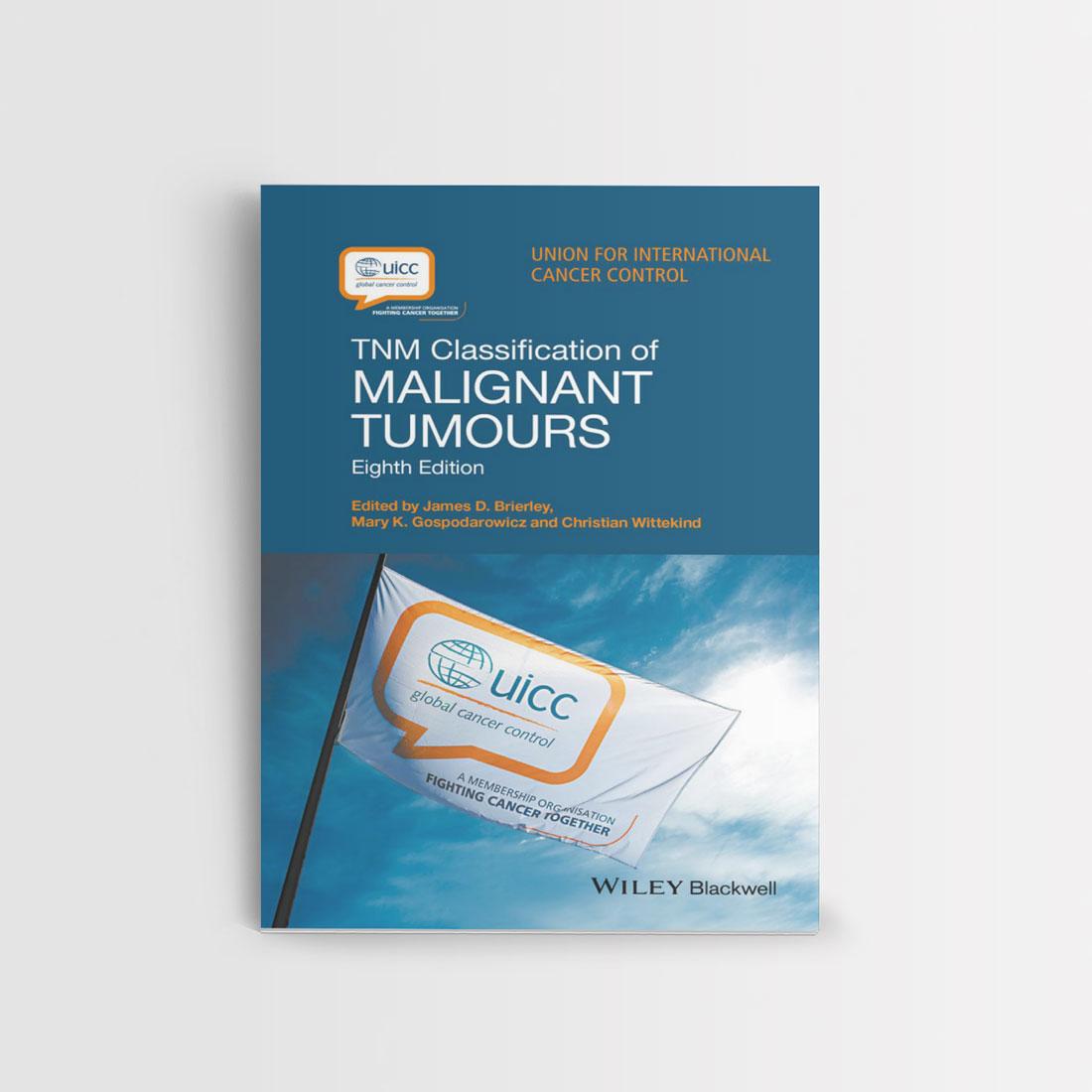 TNM Classification of Malignant Tumours, 8th Edition - Enea
