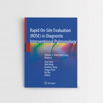 RAPID ON-SITE EVALUATION (ROSE) IN DIAGNOSTIC INTERVENTIONAL PULMONOLOGY VOL 2 INTERSTITIAL LUNG DISEASES